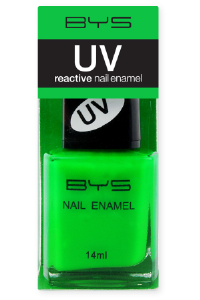 <b>BYS UV Nail Polish - Hot Tropics</b>